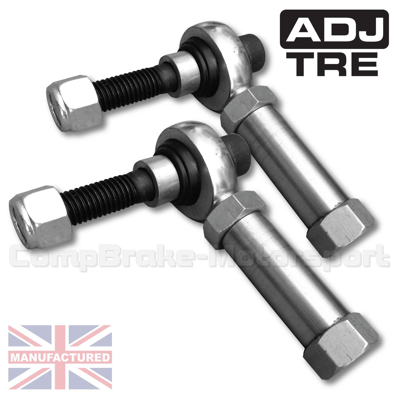 Formula Suspension Track Rod Ends Vauxhall Nova Corsa Pair Range Rover Tie