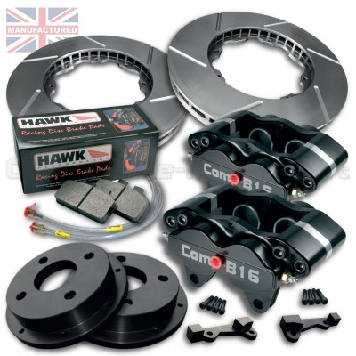 CMB0026-BRAKE-KIT-[TRIUMPH-DOLOMITE-UPRIGHT-13]-B16-CALIPER-[4-POT]-247-X-22MM-BRAKE-DISCS-[ROTORS]-FRONT