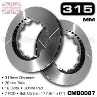 CMB0087-BRAKE-DISCS-[315MM-X-28MM-12-BOLT-60MM-PAD-7PCD]