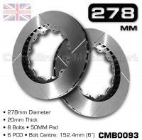 CMB0093-BRAKE-DISCS-[278MM-X-20MM-8-BOLT-50MM-PAD-6PCD]
