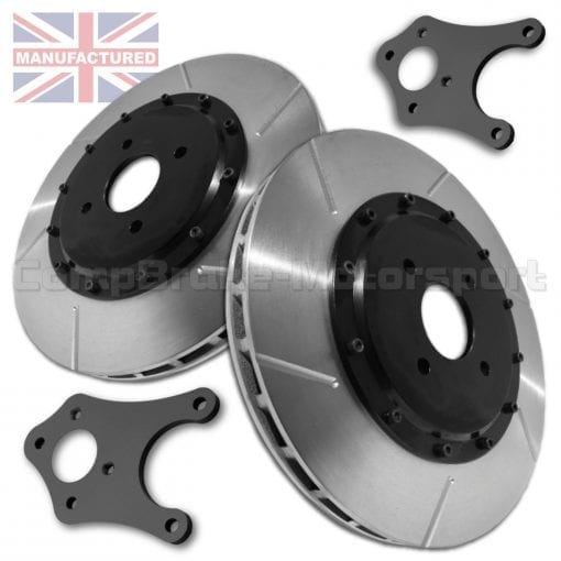 CMB0125_6-FORD-RS-TURBO-REAR-BRAKE-BELL-ROTOR-BRACKET-CONVERSION-SYSTEM