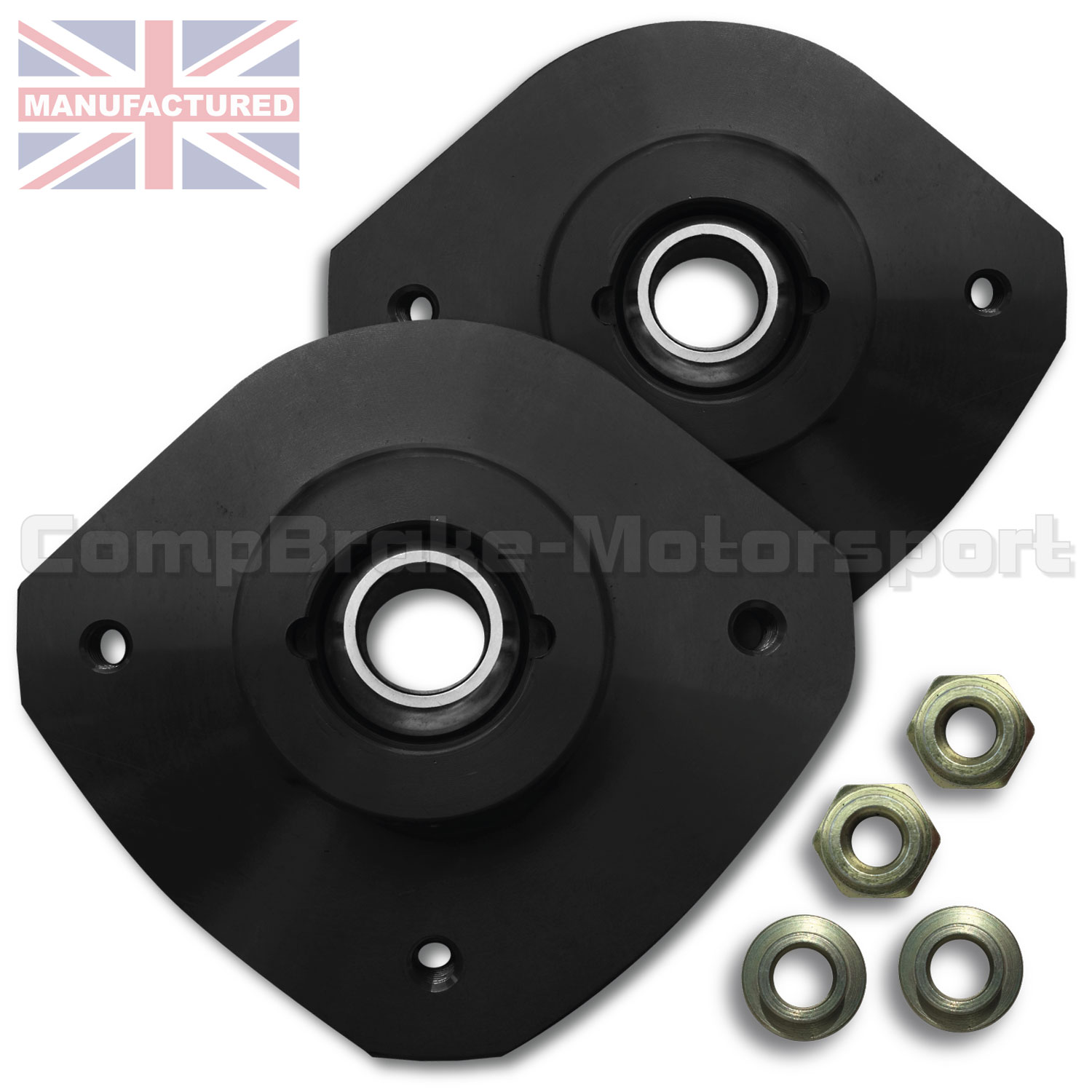 citroen saxo phase 1 front fixed suspension top mount pair citroen saxo suspension top. Black Bedroom Furniture Sets. Home Design Ideas