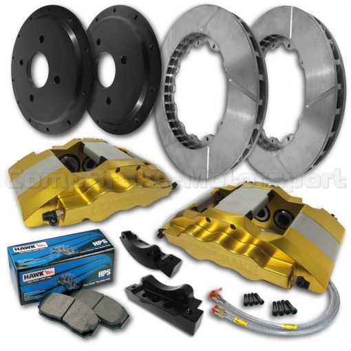 Ford Sierra Escort Cosworth 4wd 17 Front Brake Kit 6