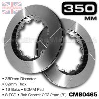CMB0465-BRAKE-DISCS-[350MM-X-32MM-12-BOLT-60MM-PAD-8PCD]