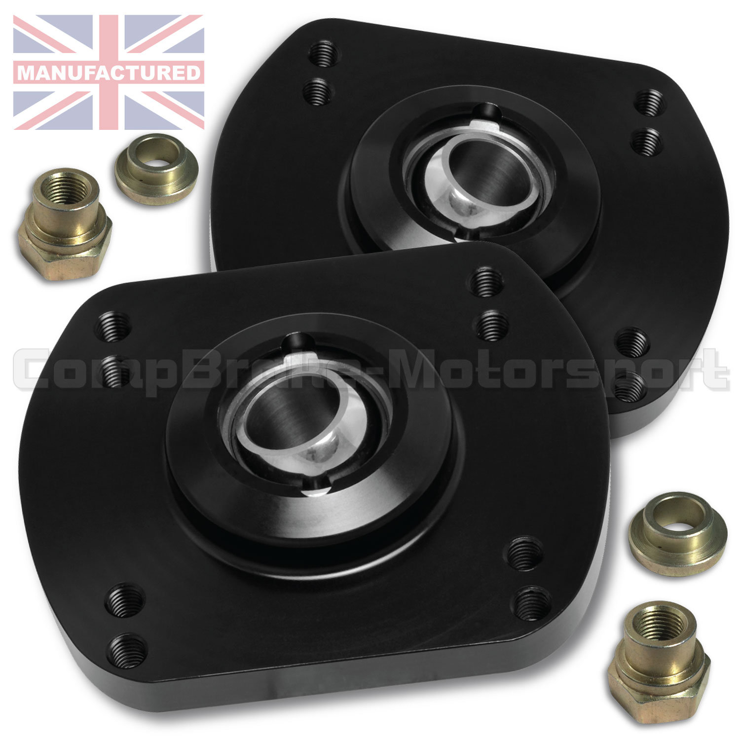 peugeot 106 citroen saxo phase 1 2 fixed suspension top mounts pair citroen saxo. Black Bedroom Furniture Sets. Home Design Ideas