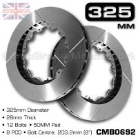 CMB0692-BRAKE-DISCS-[325MM-X-28MM-12-BOLT-50MM-PAD-8PCD]