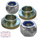 CMB4055-TOP-MOUNT-[REAR-2-PIECE-ADJ]-BMW-E21[SLEEVE-NUTS-&-WASHERS]
