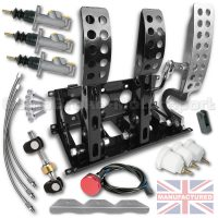 CMB0666-HYD-PEDAL-BOX-[FLOOR-MOUNTED]-SPORTLINE-[HYDRAULIC]-UNIVERSAL-(3-PEDAL)-NEW-KIT[B]