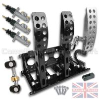 CMB0666-HYD-PEDAL-BOX-[FLOOR-MOUNTED]-SPORTLINE-[HYDRAULIC]-UNIVERSAL-(3-PEDAL)-NEW-STD