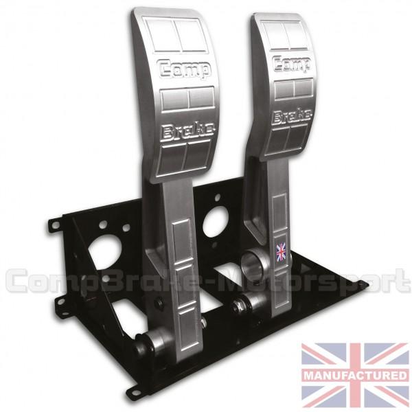 universal floor mounted cable pedal box kit premier 2. Black Bedroom Furniture Sets. Home Design Ideas