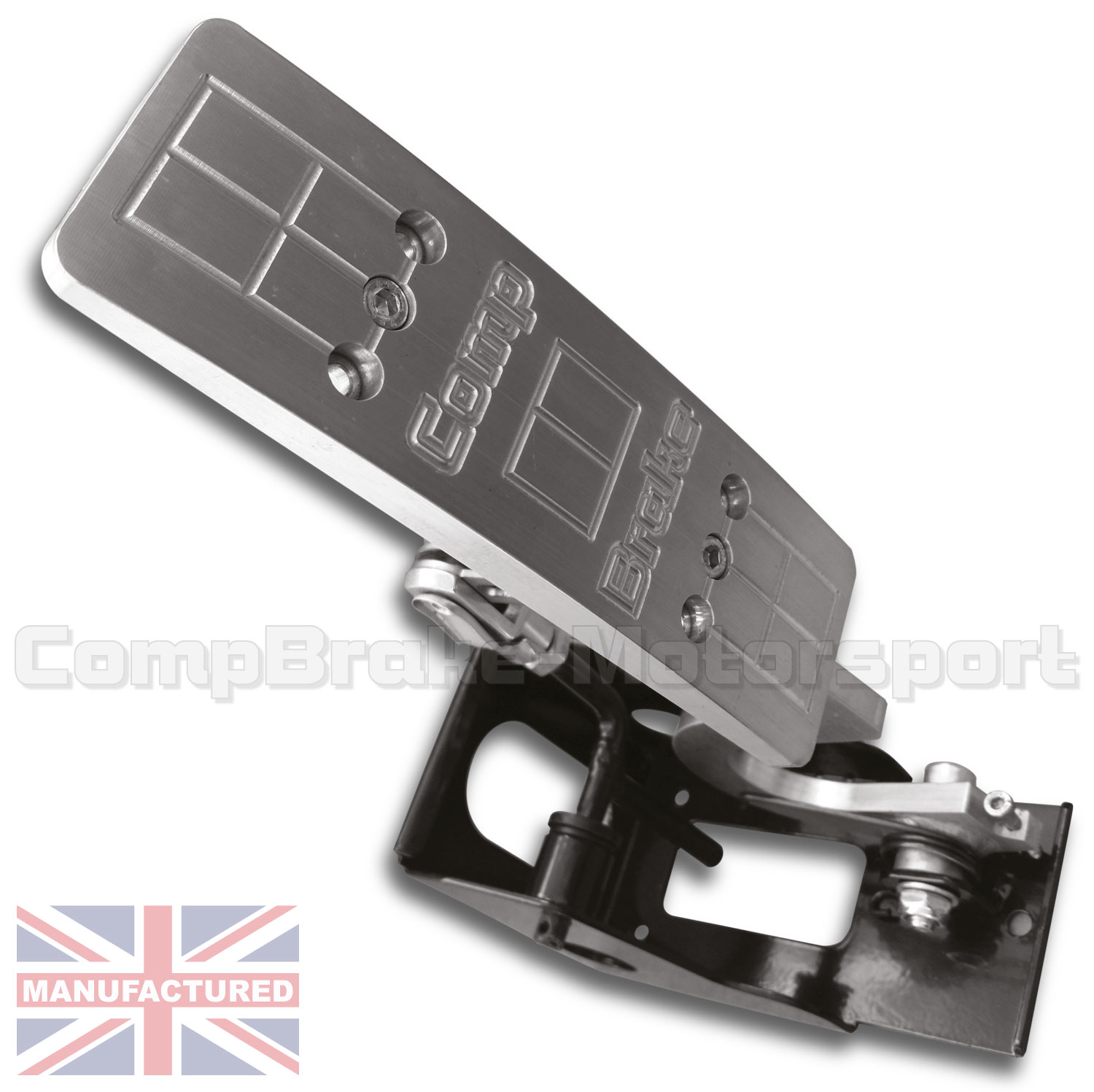 Universal Accelerator Floor Mounted Cable Pedal Box