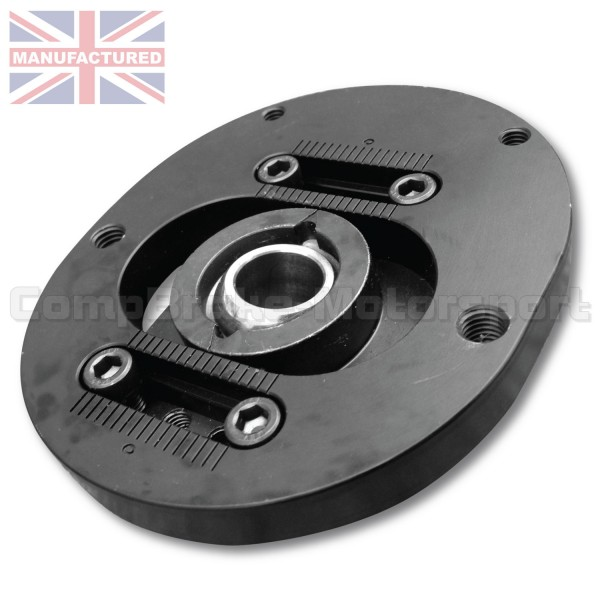 PEUGEOT 207 ADJUSTABLE FRONT SUSPENSION TOP MOUNT WITH STRENGTHENING PLATES