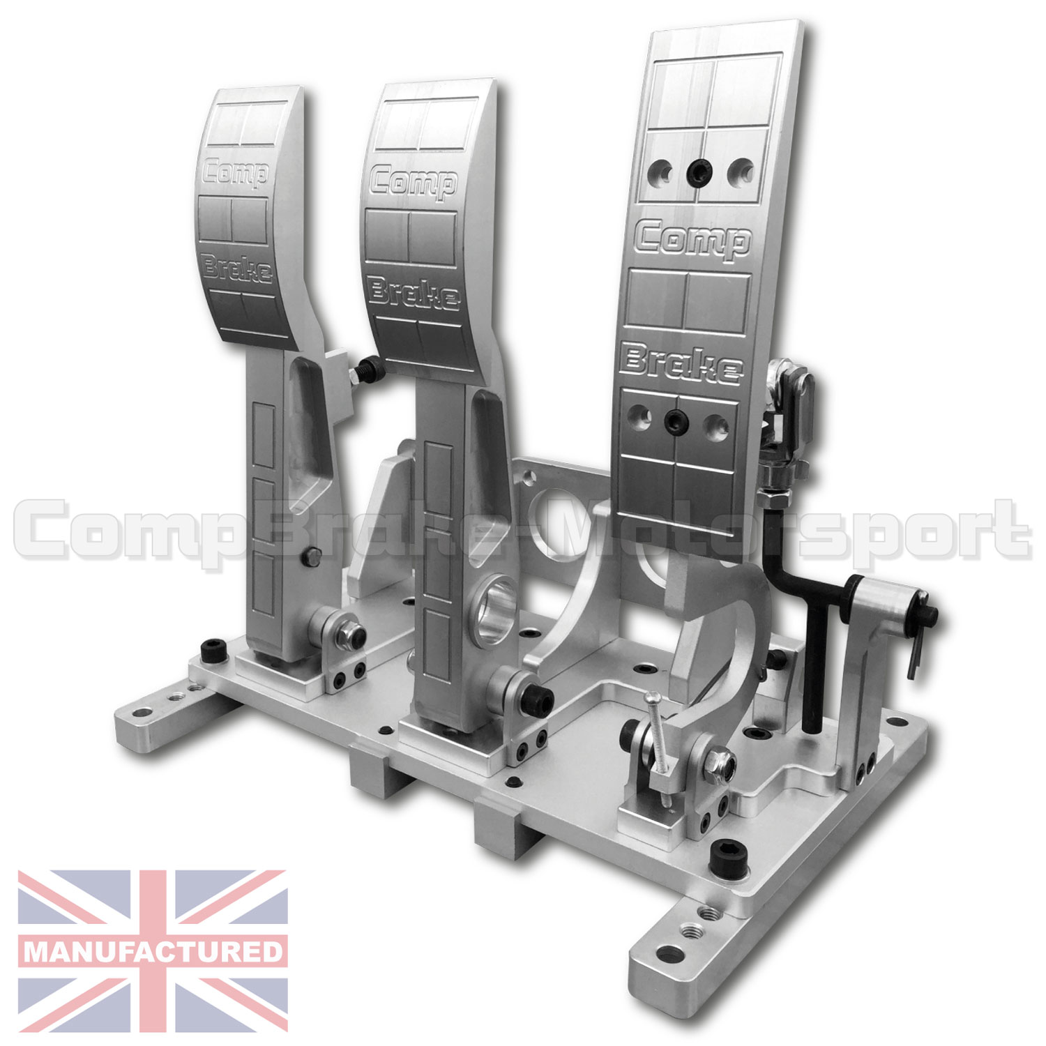 Universal Floor Mounted Cable Pedal Box Kit Premier Pro