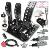 CMB01CAB-PEDAL-BOX-[FLOOR-MOUNTED]-SPORTLINE-[CABLE]-MULTI-APPLICATION-(3-PEDAL)-KIT[A]-[CAB-01]