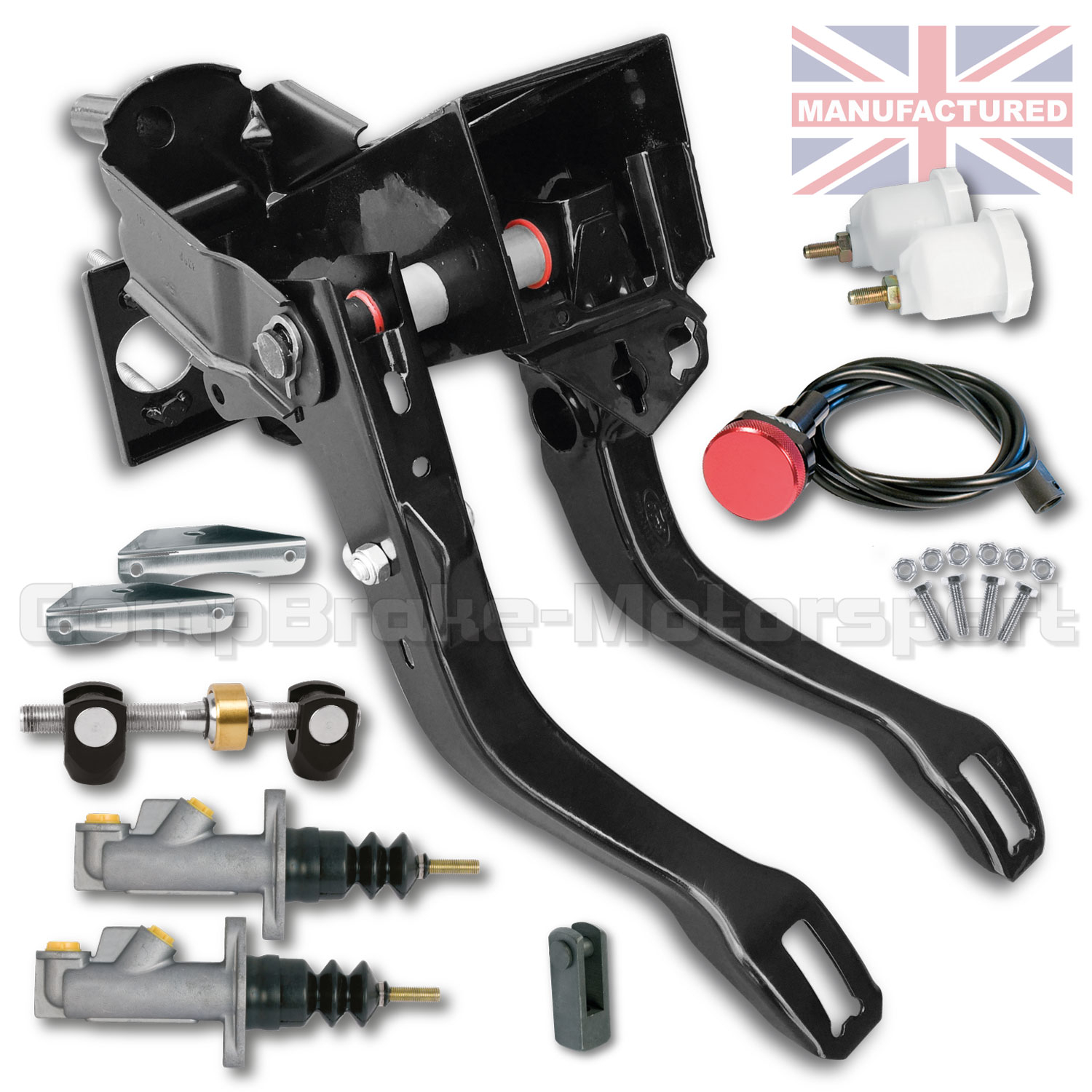 Ford Escort Sierra Cosworth Top Mounted Cable Pedal Box ...