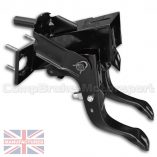 CMB0352_0407-PEDAL-BOX-[UNDERSLUNG]-DIRECT-REPLACEMENT-FORD-ESCORT-SIERRA-COSWORTH-(2-PEDAL-CLUTCH)-BOX-[SIDE]-BOX-[SIDE]
