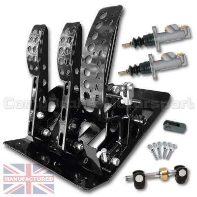 CMB03CAB-PEDAL-BOX-[FLOOR-MOUNTED]-SPORTLINE-[CABLE]-MULTI-APPLICATION-(3-PEDAL)-STD-[CAB-03]