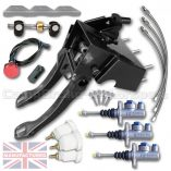 CMB0407-AP-PEDAL-BOX-[UNDERSLUNG]-DIRECT-REPLACEMENT-AP-CYLINDERS-[HYDRAULIC]-FORD-ESCORT-SIERRA-COSWORTH-(2-PEDAL-CLUTCH)-KIT[B]