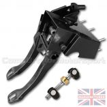 CMB0407-PEDAL-BOX-[UNDERSLUNG]-DIRECT-REPLACEMENT-[HYDRAULIC]-FORD-ESCORT-SIERRA-COSWORTH-(2-PEDAL-CLUTCH)-BOX+BAR