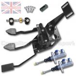 CMB0430-AP-PEDAL-BOX-[UNDERSLUNG]-DIRECT-REPLACEMENT-AP-CYLINDERS-[CABLE]-LOTUS-TALBOT-SUNBEAM-(3-PEDAL-CLUTCH)-STD