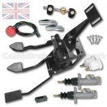 CMB0430-PEDAL-BOX-[UNDERSLUNG]-DIRECT-REPLACEMENT-[CABLE]-LOTUS-TALBOT-SUNBEAM-(3-PEDAL-CLUTCH)-KIT[A]
