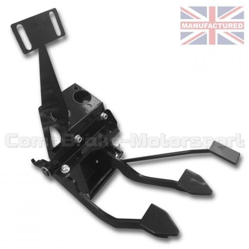 CMB0430-PEDAL-BOX-[UNDERSLUNG]-DIRECT-REPLACEMENT-[CABLE]-TALBOT-SUNBEAM-LOTUS-(3-PEDAL-CLUTCH)-BOX-[SKEW-01A]