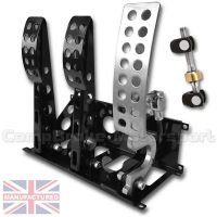 CMB0666-CAB-PEDAL-BOX-[FLOOR-MOUNTED]-SPORTLINE-[CABLE]-UNIVERSAL-(3-PEDAL)-NEW-BOX-BAR