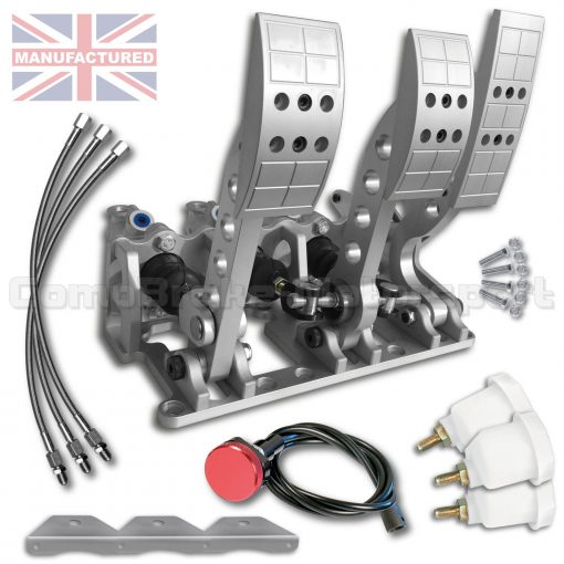 CMB0666-HYD-PRL-PEDAL-BOX-[FLOOR-MOUNTED]-PREMIER-PRO-LIGHT-[HYDRAULIC]-UNIVERSAL-(3-PEDAL)-KIT[B]]-[MADE-UP]