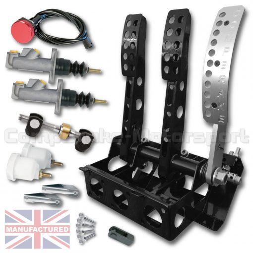 CMB1350-PEDAL-BOX-[FLOOR-MOUNTED]-UNIVERSAL-[CABLE]-FORWARD-FACING-2016-(3-PEDAL)-KIT[A]