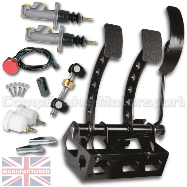 Nissan Skyline Floor Mounted Cable Pedal Box Kit