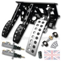 CMB6667-CAB-PEDAL-BOX-[UNDERSLUNG]-NEW-STYLE-SPORTLINE-[CABLE]-UNIVERSAL-(3-PEDAL)-STD
