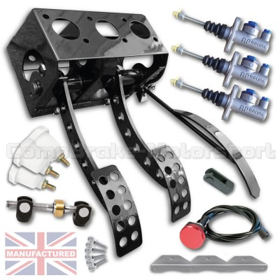 CMB6080-PEDAL-BOX-[UNDERSLUNG]-DIRECT-REPLACEMENT-[HYDRAULIC-AP-CYLINDERS]-CITROEN-C2-(3-PEDAL)-KIT[A]