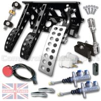 CMB6667-CAB-AP-PEDAL-BOX-[UNDERSLUNG]-NEW-STYLE-SPORTLINE-[CABLE-AP-CYLINDERS]-UNIVERSAL-(3-PEDAL)-KIT[A]