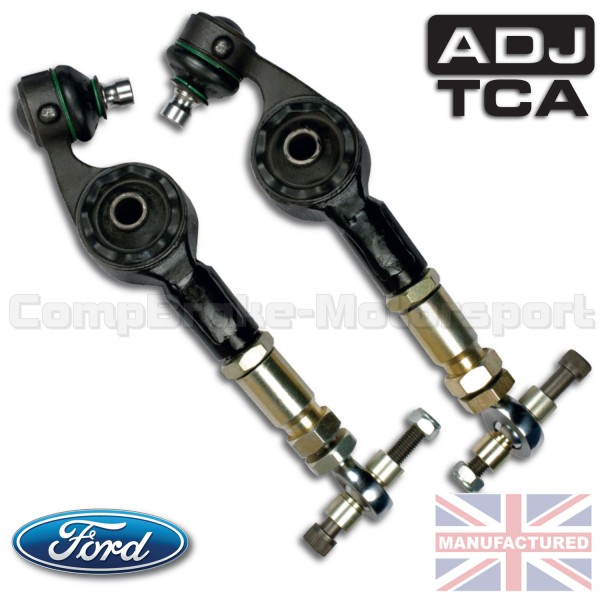 Ford Escort Cosworth & Genuine Pinch-Bolt Adjustable Track Control Arms  [TCA's] Pinch-Bolt Type [PAIR]