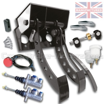 CMB0744-AP-PEDAL-BOX-[UNDERSLUNG]-UPRATED-AP-CYLINDER-[CABLE]-UNIVERSAL-(3-PEDAL)-KIT[A]