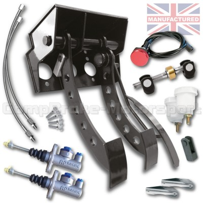 CMB0744-AP-PEDAL-BOX-[UNDERSLUNG]-UPRATED-AP-CYLINDER-[CABLE]-UNIVERSAL-(3-PEDAL)-KIT[B]