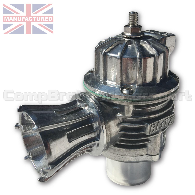 blitz adjustable super sound blow off valve dump valve silver dump valves. Black Bedroom Furniture Sets. Home Design Ideas