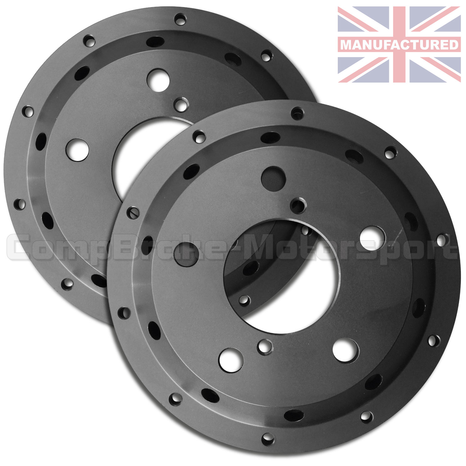 Subaru Tarox 326 X 26mm 2 Piece Brake Disc Conversion Kit