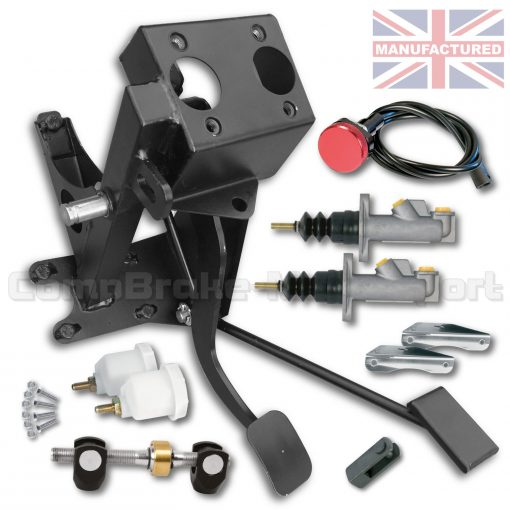 CMB0728-PEDAL-BOX-[UNDERSLUNG]-DIRECT-REPLACEMENT-[CABLE]-FORD-CORTINA-MK-1-2-&-LOTUS-(2-PEDAL-BRAKE-CLUTCH)-KIT[A]