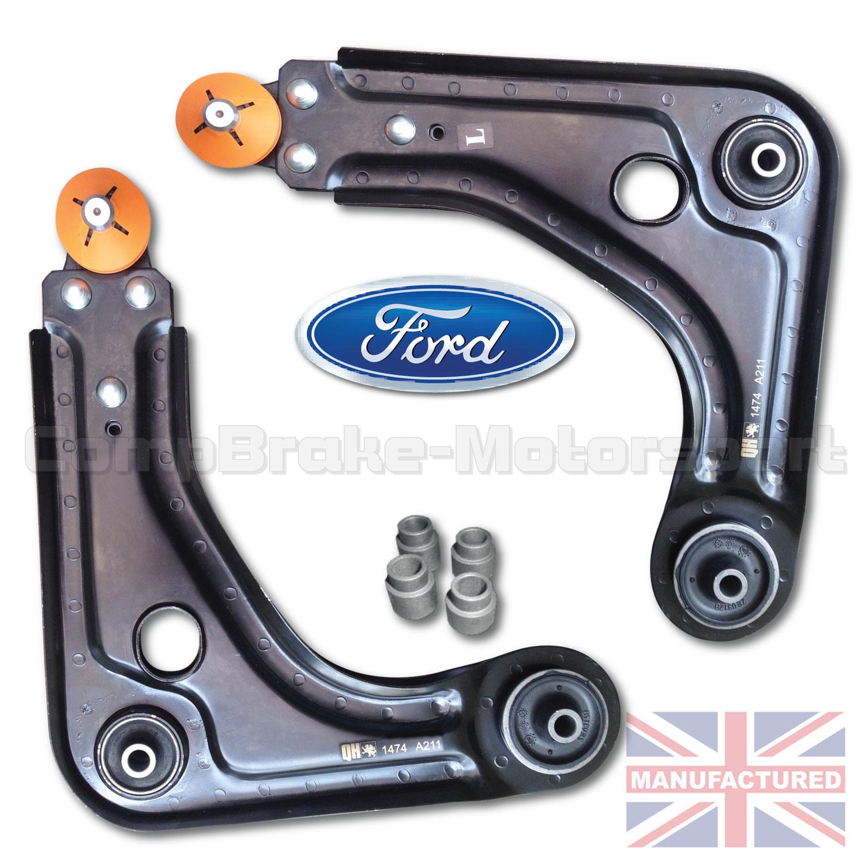 ford fiesta mk3 4 rs turbo xr2i ford ka direct replacement suspension wishbones stronger. Black Bedroom Furniture Sets. Home Design Ideas