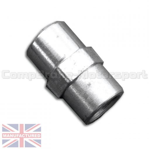 Brake union way female coupling pipe fitting