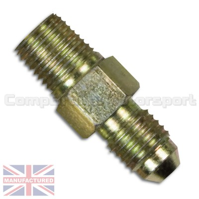 CMB0195-STRAIGHT-CALIPER-UNION-[1-EIGHTH-NPT-TO-3-EIGHTH-UNF-MALE-FITTING]