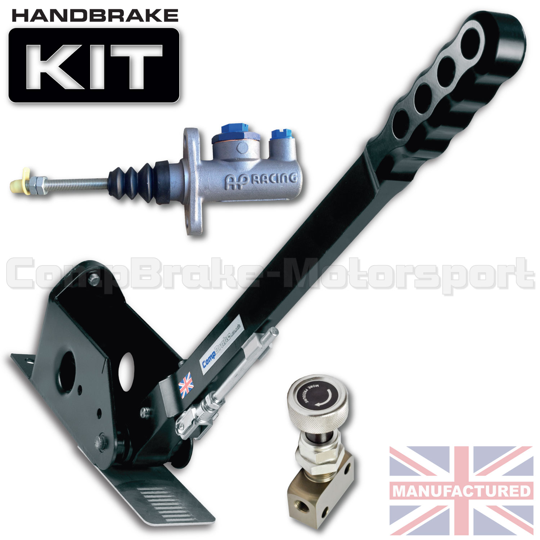 Hydraulic Handbrake Kit : Mm vertical hydraulic handbrake kit handle ap