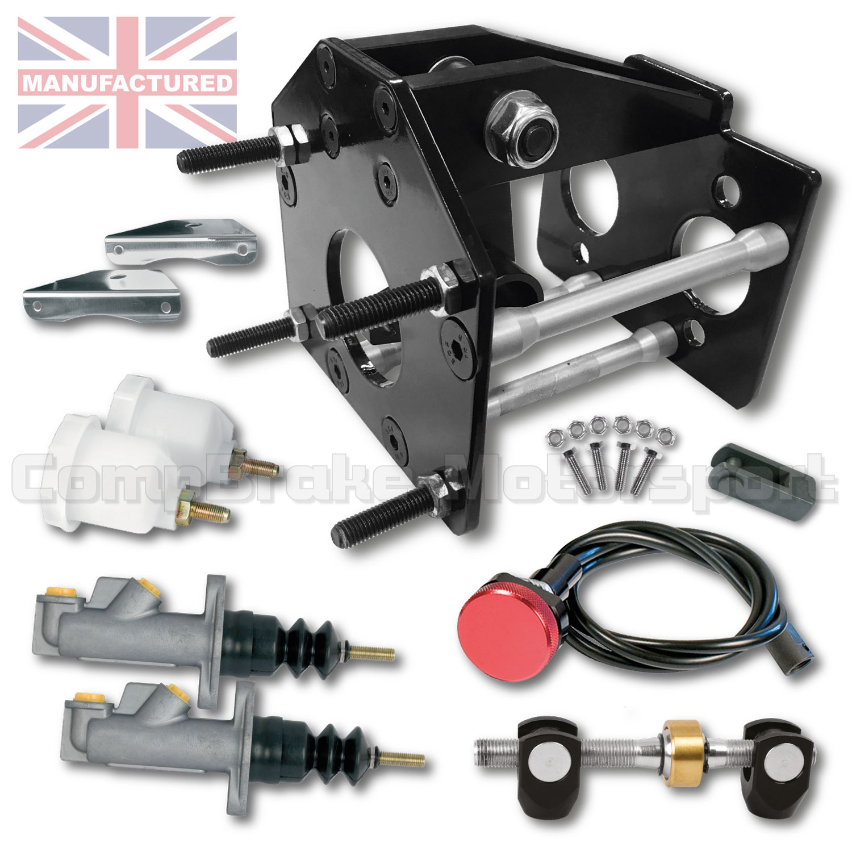 Hydraulic Cylinder Kits : Datsun z brake bias servo replacement pedal box kit