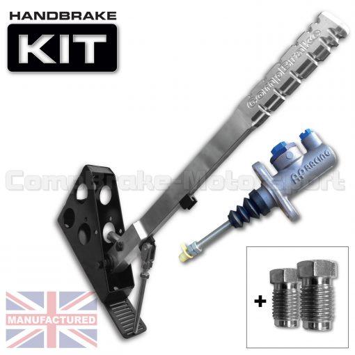 CMB1540-ALI-AP-HANDBRAKE-450mm-VERTICAL-SLIMLINE-PREMIER-[1-HANDLE-1-AP-CYLINDER]-KIT[D]