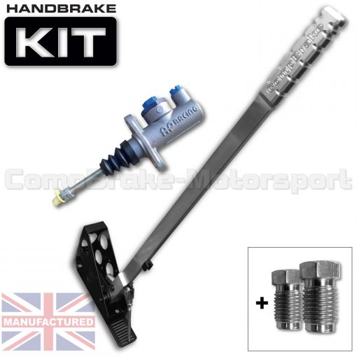 CMB1541-ALI-AP-HANDBRAKE-600mm-VERTICAL-SLIMLINE-PREMIER-[1-HANDLE-1-AP-CYLINDER]-KIT[D]