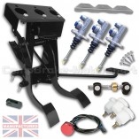 CMB0728-HYD-AP-PEDAL-BOX-[UNDERSLUNG]-DIRECT-REPLACEMENT-AP-CYLINDERS-[HYDRAULIC]-FORD-LOTUS-CORTINA-MK-1-2-[3-PEDAL]-BOX-KIT[A]