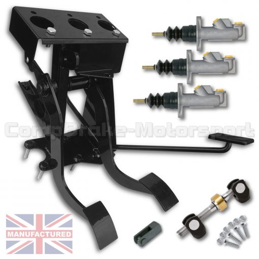 CMB0728-HYD-PEDAL-BOX-[UNDERSLUNG]-DIRECT-REPLACEMENT-[HYDRAULIC]-FORD-LOTUS-CORTINA-MK-1-2-[3-PEDAL]-BOX-STD