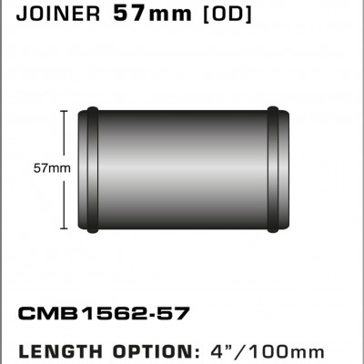CMB1562-57-T-PIECE-JOINER-57mm-[OD]-x-4INCH-[100mm]