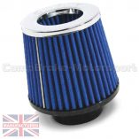 CMB-D1-30594951-MC-DRIFT-AIR-FILTER-[METALCAP]-170MM[HIGH]-X-125MM-DIA[TOP]-X-150MM-DIA[BASE]-[75MM-NECK]-MAIN